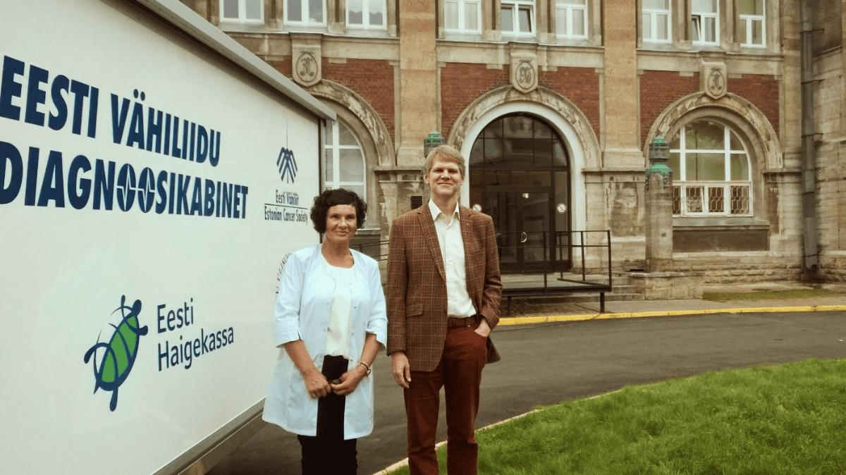 Eesnäärmevähi ennetamise ja varase avastamise võimalused Eestis